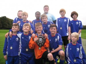 Swavesey Primary 7-a-side Winners