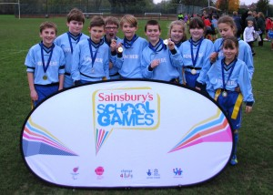 Fowlmere -Small Schools Runners Up