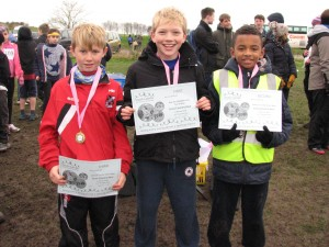 Year 6 Boys Individual Winners