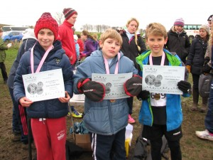 Year 5 Boys Individual Winners