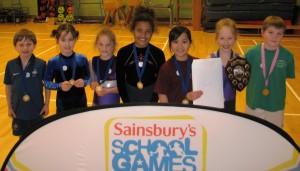 Winners Coton Primary School