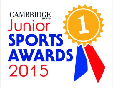 Cambrdge News Junior Sports Awards logo.
