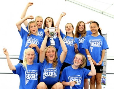 Winners - Impington (Netball)