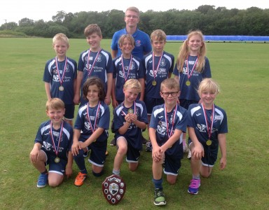 Linton Heights claim the title of South Cambs Champions 2015