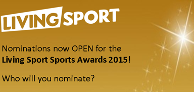 living sport 2015 awards