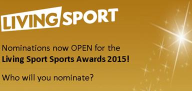 living sport 2015 awards