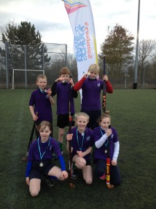 Meldreth Primary School who qualified for the County Finals.
