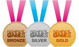 School games medals
