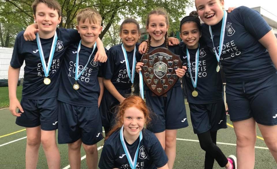 Linton A team winners 2018