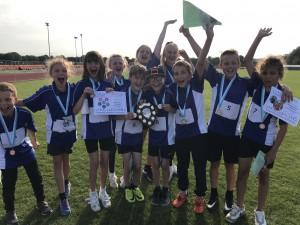 Winners Bassingbourn Primary School
