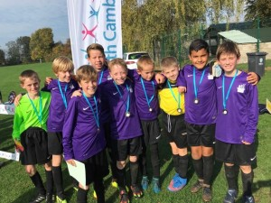 Meldreth Runners Up