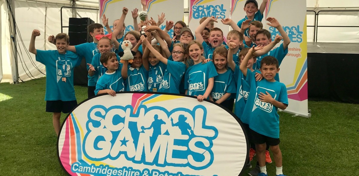 Meldreth primary School -medalists in hockey & athletics & also took part in Rapid Fire Cricket