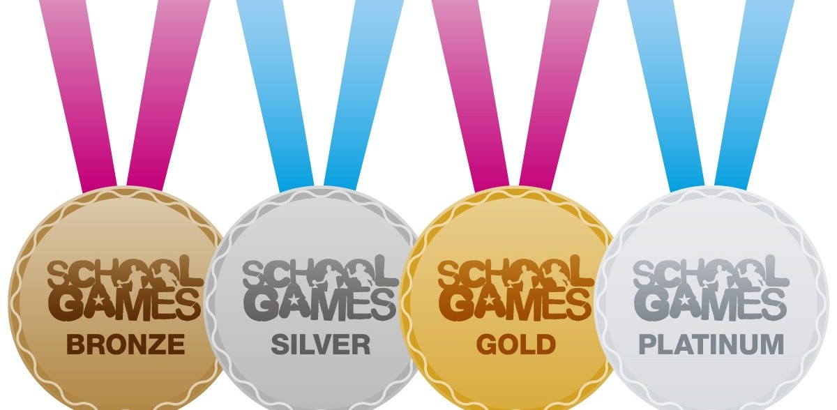 SG mark award medals