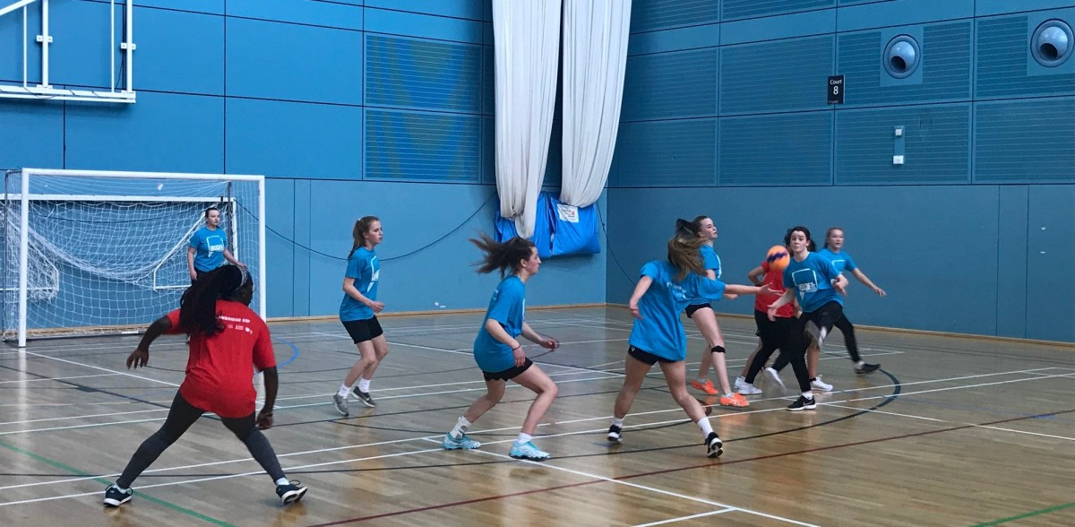 Handball March 2020